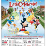 MomBlogFlyer Disney's Dare To Dream Discount Code