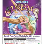 Disney+on+Ice+Cinderella Dare to Dream-Disney On Ice