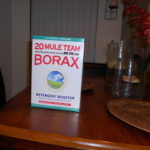 20 Mule Team Borax Giveaway-CLOSED