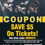 NC13_KeyArtSquare NUCLEAR COWBOYZ, The Free-Style Motocross Show Returns