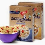 Barbara's Snackimals Cereal Review and Giveaway