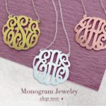 45% off store wide at MonogramOnline.com