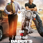 I Cannot Wait To See Daddy's Home On December 25th