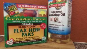 Flax-2BHemp-2BPaks-300x169 Here's A Carrington Farms Stuffed Chicken Recipe