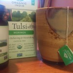 Moringa Tulsi Tea is Putting Me In a Better Mood
