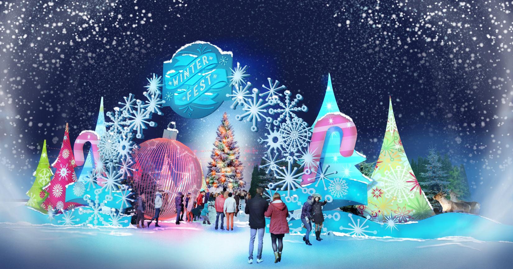 Winter Fest Entrance Image - 10.29.15