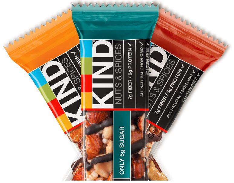 "kind-snacks KIND Snacks Urges FDA to Redefine ""Healthy"""