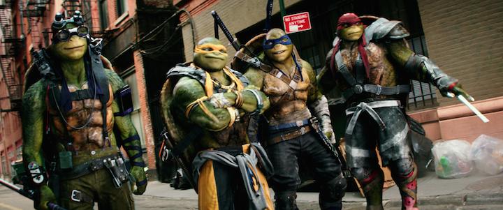 Teenage-Mutant-Ninja-turtles Watch the TEENAGE MUTANT NINJA TURTLES: OUT OF THE SHADOWS Trailer