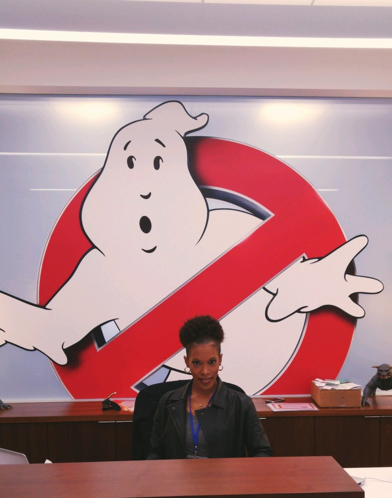 Ghostbusters office