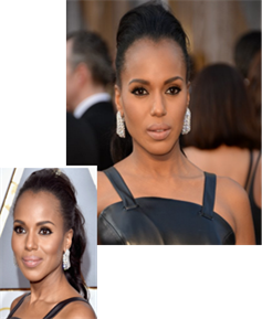 Kerry-Washington How To Get That Oscars Look