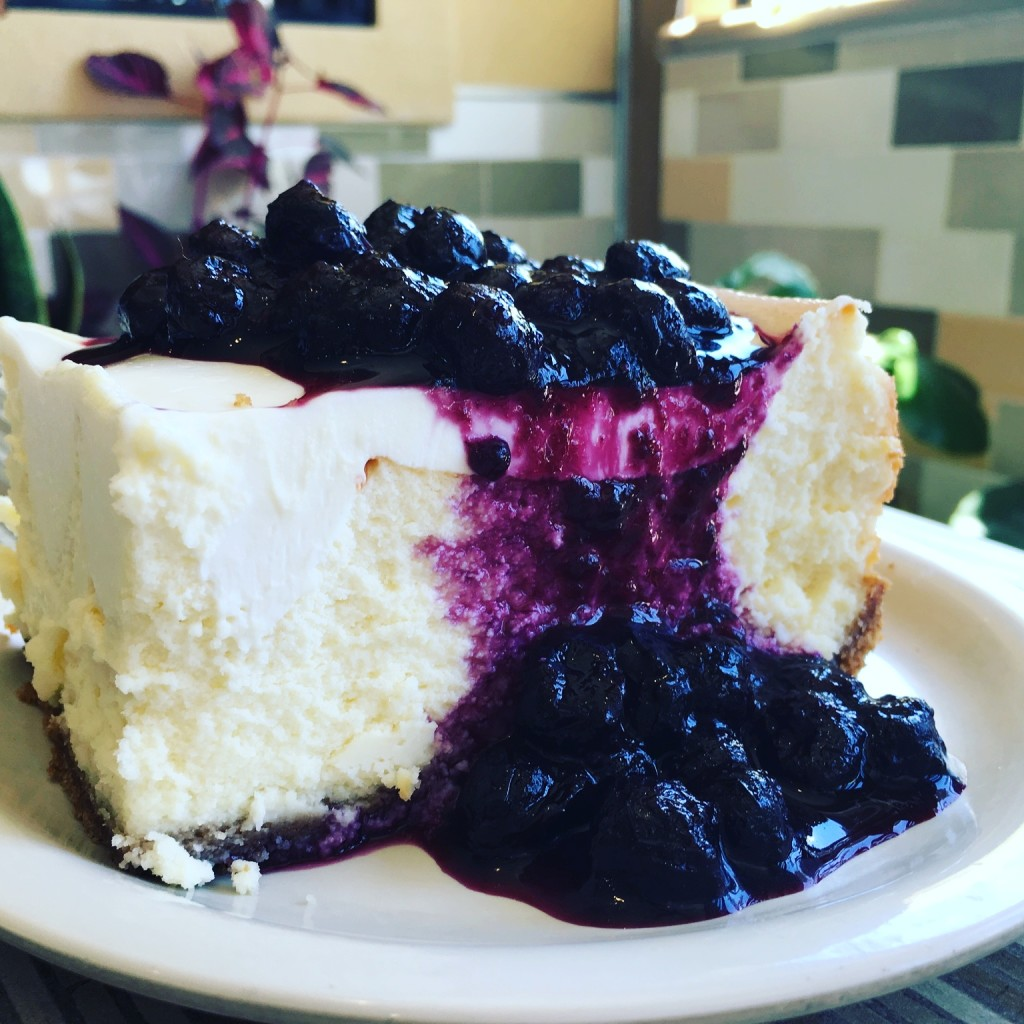 Stonefire Grill Cheesecake