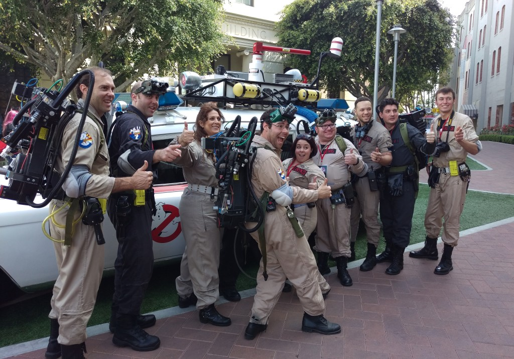 Ghostbusters-red-carpet-548x1024 Who You Gonna Call?  Ghostbusters  Will Be In Theaters in July