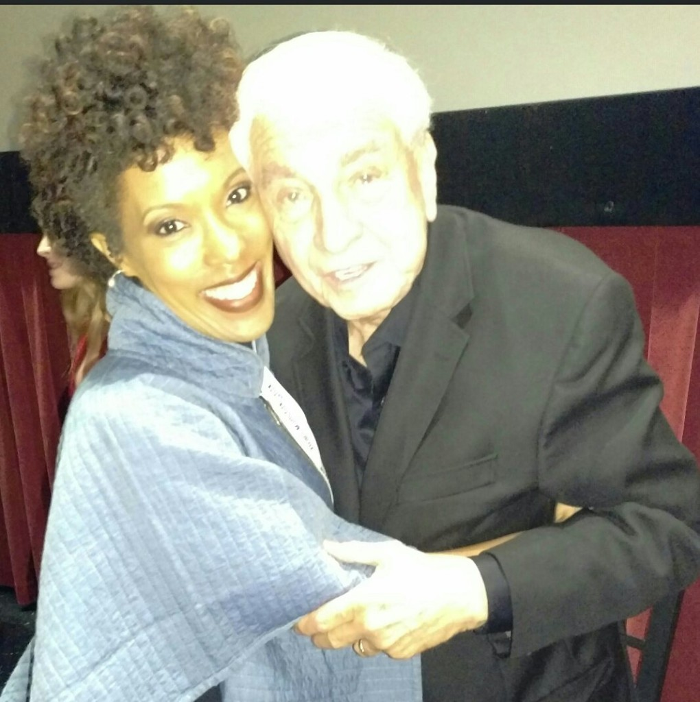 Garry-Marshall-and-Keke-Dixon-1020x1024 Garry Marshall Makes Mother's Day Special #MothersDayMOMS