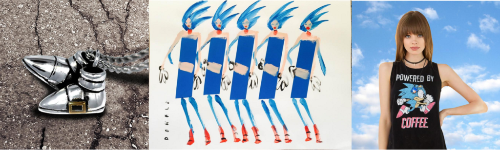 Sonic-300x300 SEGA Launches @Sonicstyles -Fashion, Lifestyle and Art