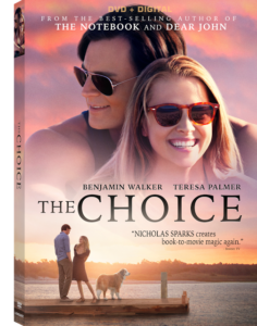 The-Choice-1-236x300 The Choice On BLU-RAY and DVD