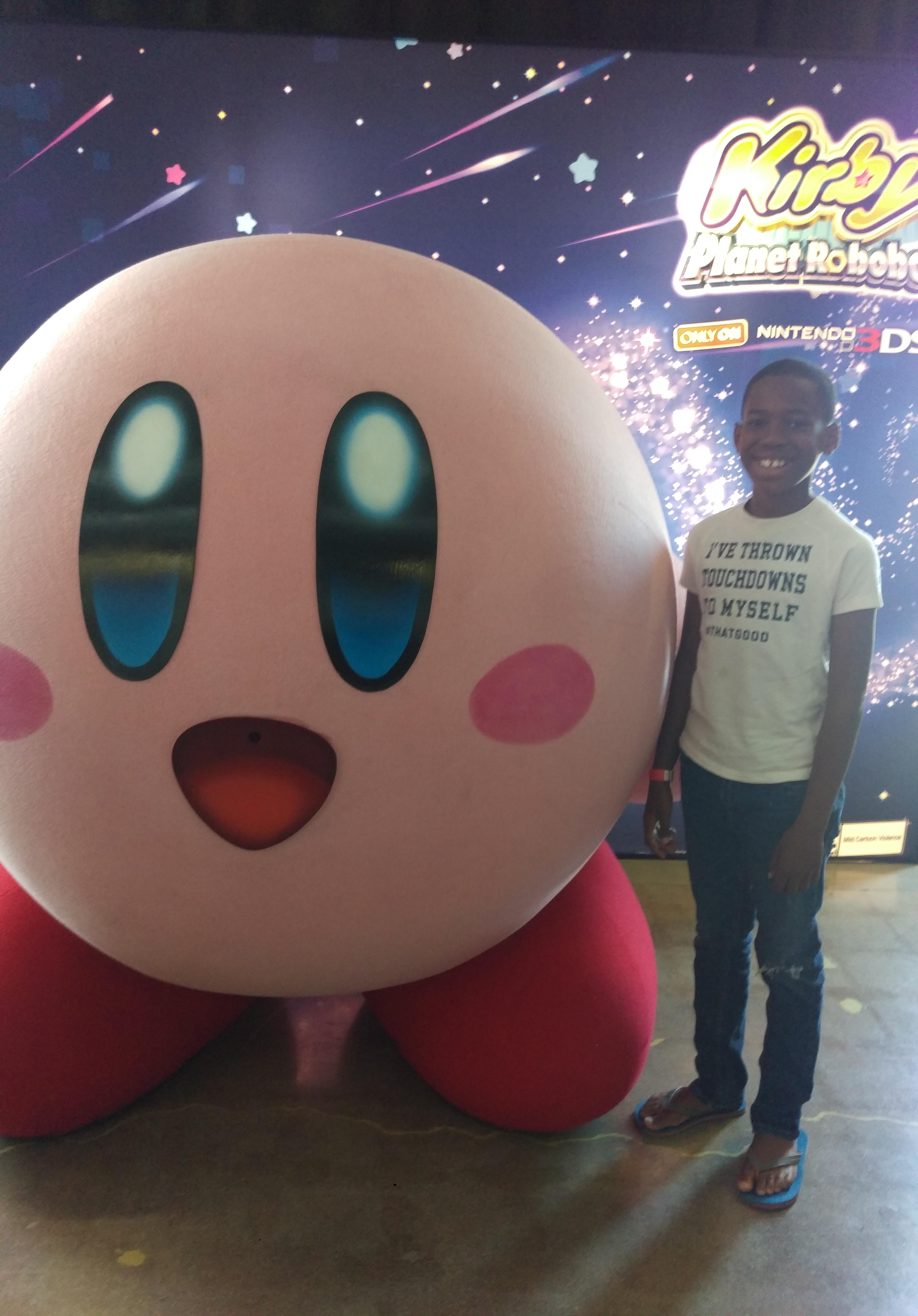 Kids Love Nintendo 3ds Game Kirby Planet Robobot Free