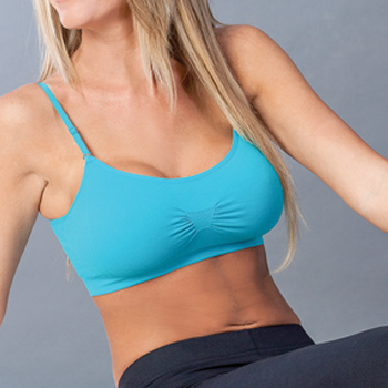 scoopneck Save 25% On Any Order of Coobie Seamless Bras