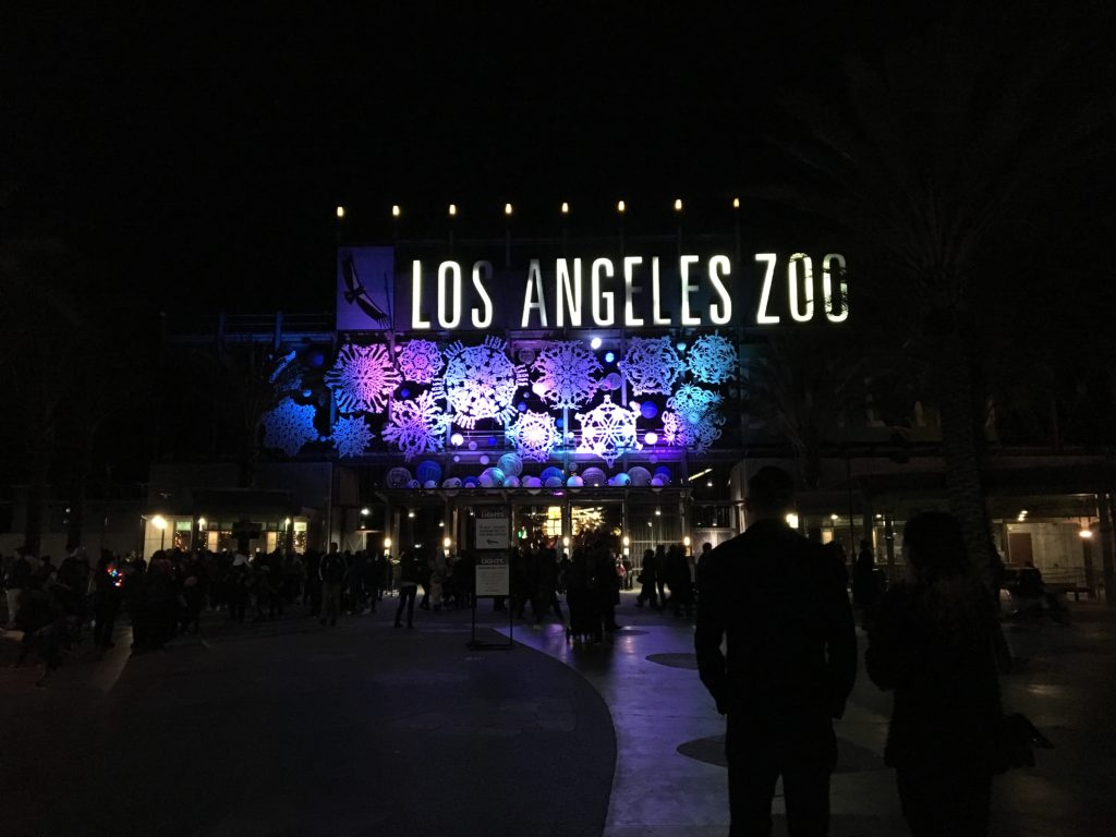 LA-ZOO-Lights-entrance-1024x768 LA Zoo Lights Will Brighten Up Your Holidays