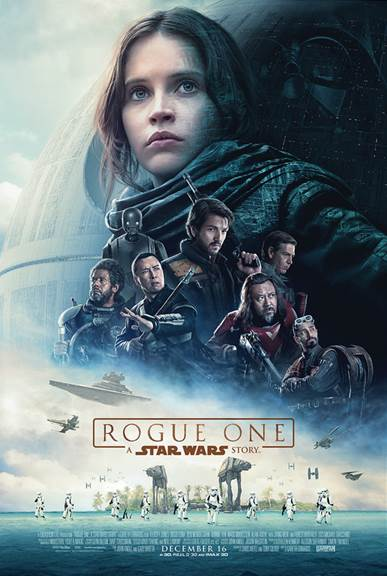 Rogue-One Rogue One Review: From A New Star Wars Fan