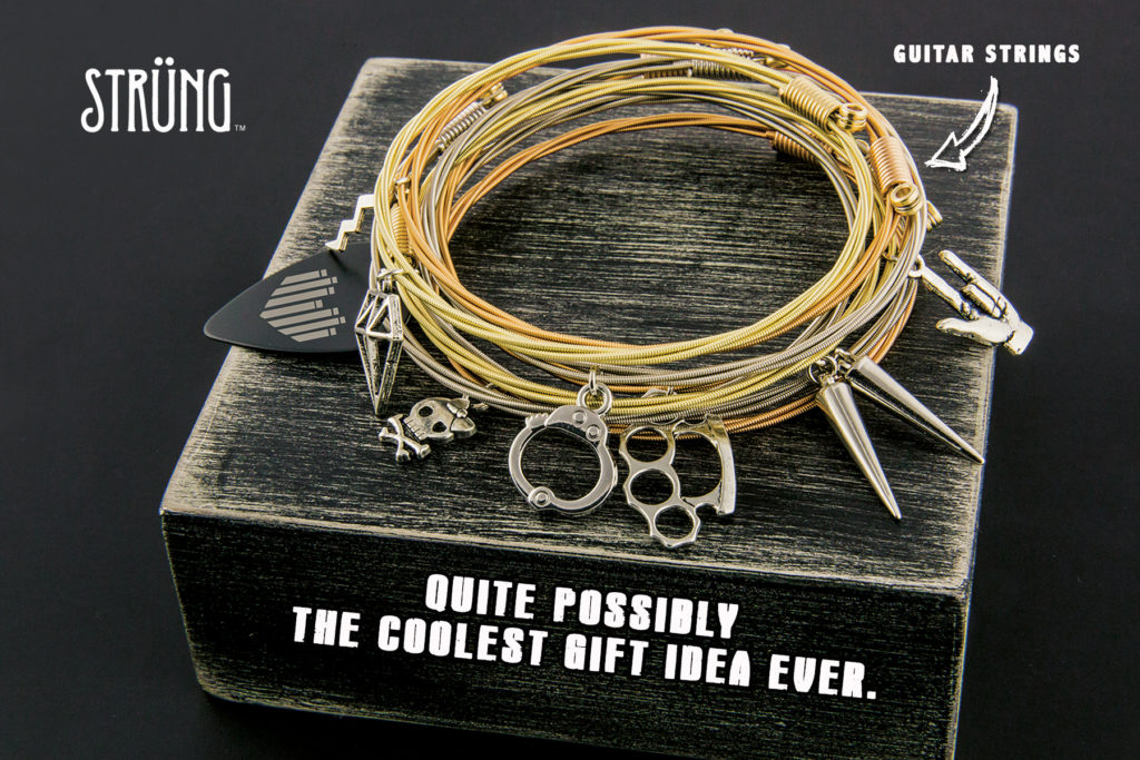 StrungHolidayresize-1024x683 It Is Not Too Late To Get Strung: Rock'n Roll Inspired Jewelry