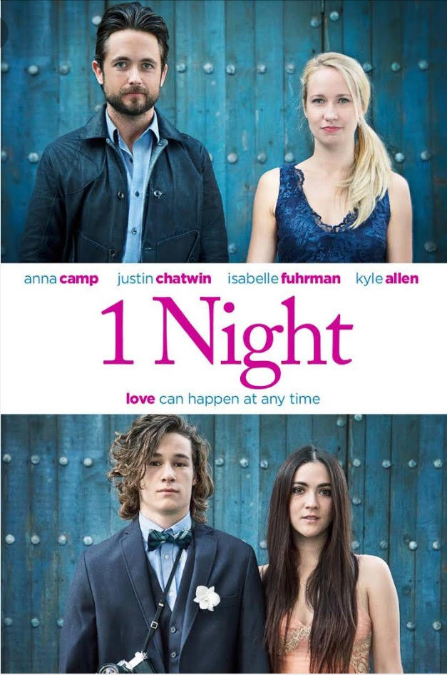1-night 1 Night Giveaway- New Movie Love Story