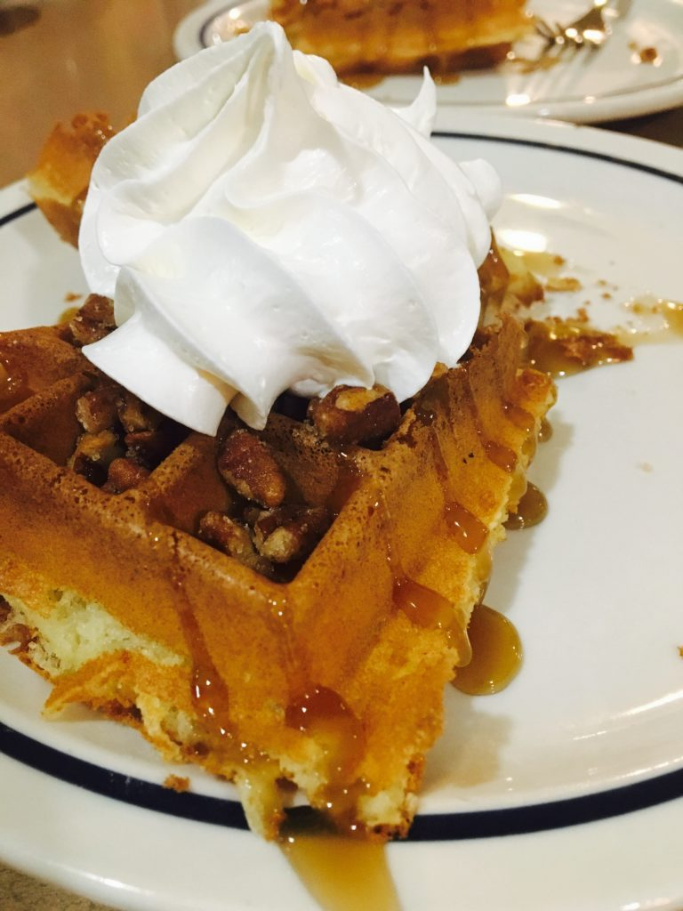 Skicky-bun-waffles-768x1024 IHOP Sugar, Spice & Everything Nice - Limited Time Menu