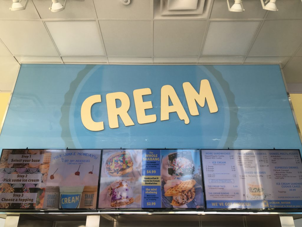 Cream-Cookie-Sandwich-854x1024 CREAM NoHo - Best Place For Ice Cream