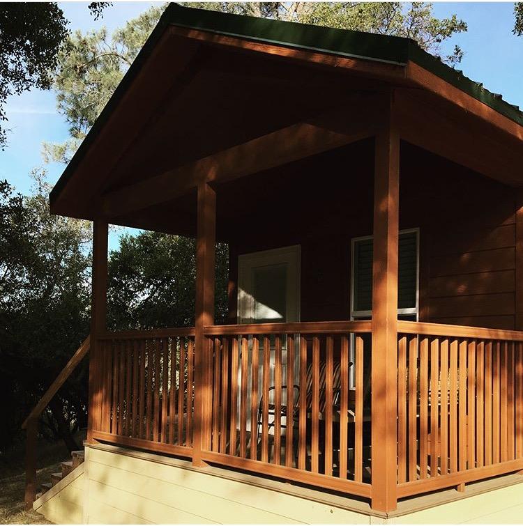 Yosemite-RV-Resort-Cabin Yosemite RV Resort Has The Best Accommodations Near Yosemite National Park