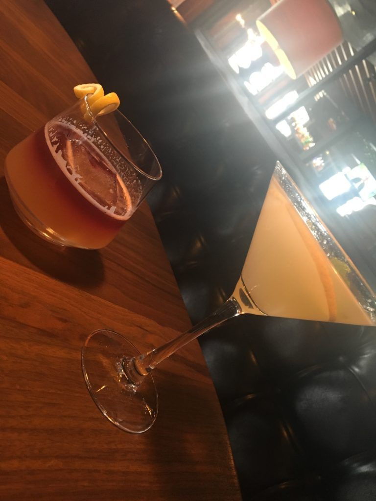 Jimmys-and-Keke-Dixon-768x1024 Tasty Summer Drinks Are At Jimmy's Famous American Tavern