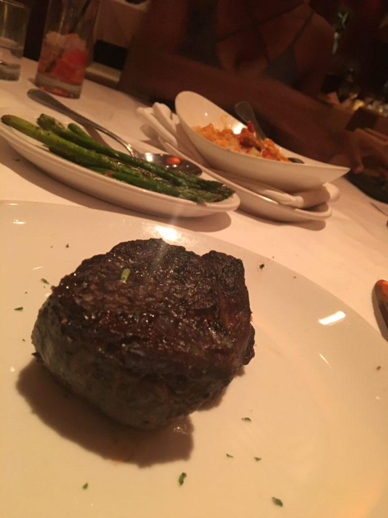 Flemings-and-Keke-Dixon-768x1024 Fleming's Steakhouse Woodland Hills - Fleming's Locations California