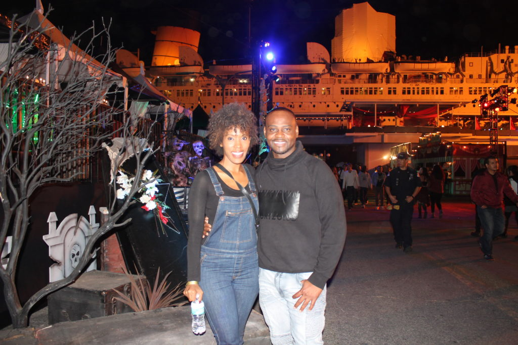Queen-Mary-Lullaby-Maze-768x1024 Queen Mary Fright Fest - Queen Mary Dark Harbor Review