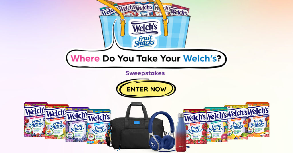 Welchs-Sweepstakes-1024x535 Where Do You Take Your Welch's Sweepstakes