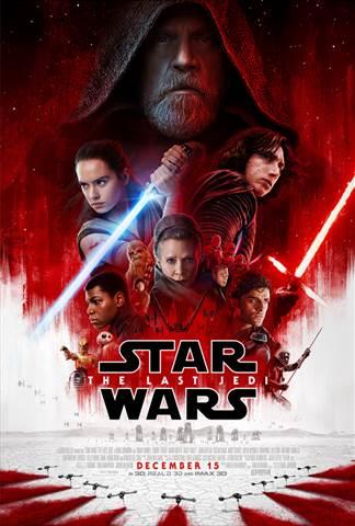 Last-Jedi STAR WARS: THE LAST JEDI - Star Wars 8 Latest