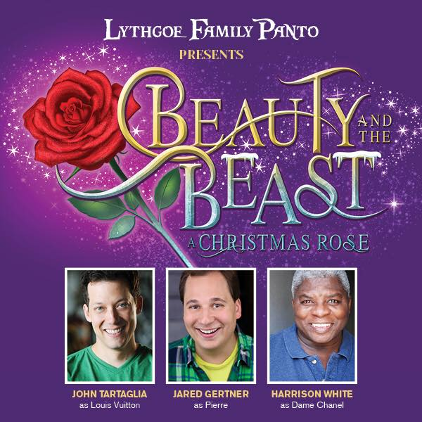 Beauty-and-the-beast-flier-1 Beauty And The Beast: A Christmas Rose - Holiday Theater