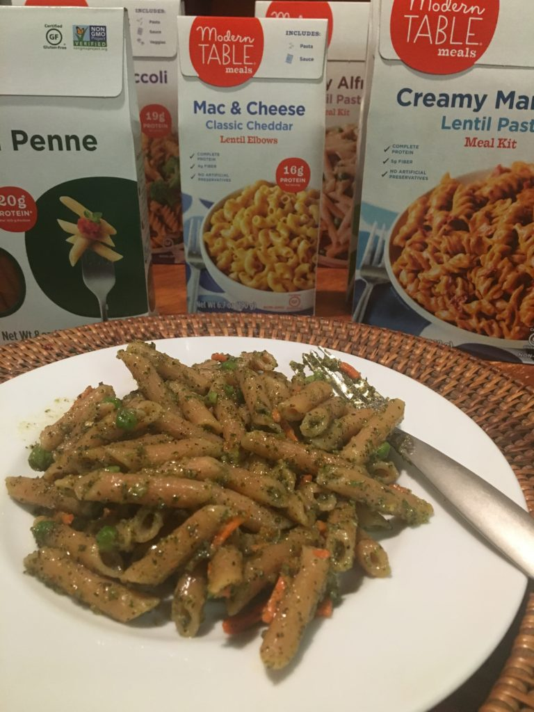 Modern-Table-pasta-768x1024 Modern Table Meals - Easy Meal Kits - Pasta Made Out Of Beans