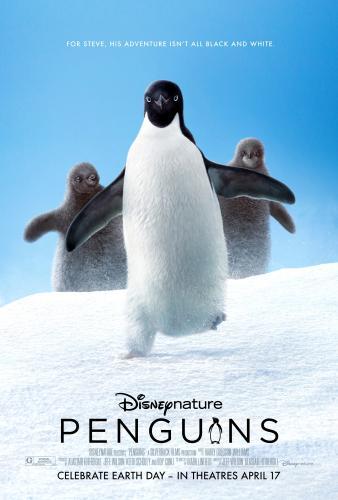 Penguins-Disney-Nature Disneynature's Penguins Reveals Cool Facts About Penguins